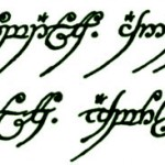 one ring to bind them, one line to find them